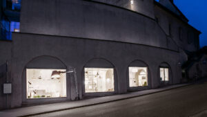 Lichtsektor Showroom
