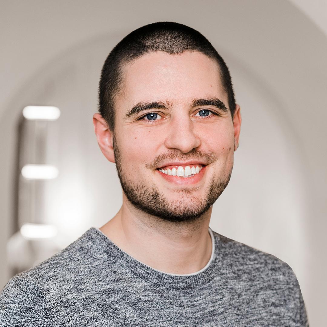 Portrait Tobias Iseli
